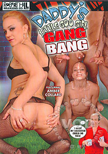 Daddy's Little Goo Girl Gang Bang Box Cover