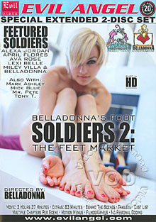Belladonna's Foot Soldiers 2: The Feet Market (Disc 1)