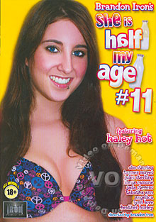 She Is Half My Age #11 Box Cover