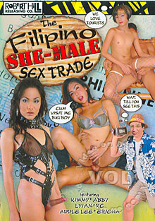 The Filipino She-Male Sex Trade Box Cover