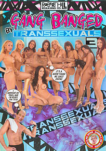Gang Banged By Transsexuals 3 Box Cover