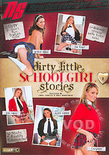 Dirty Little Schoolgirl Stories Box Cover