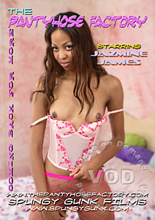 The Pantyhose Factory - Jazmine James Box Cover