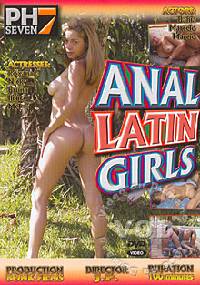 Anal Latin Girls Box Cover