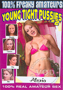 Young Tight Pussies #2