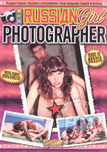 The Russian Girl Photographer Box Cover