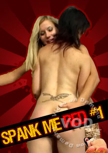Spank Me Red #1 Box Cover