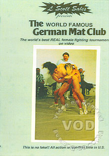 GM2127: The World Famous German Mat Club Box Cover