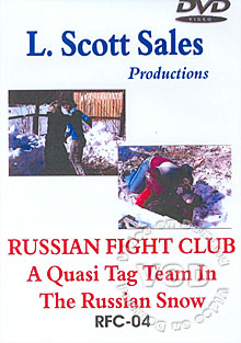 RFC-04: A Quasi Tag Team In The Russian Snow Box Cover
