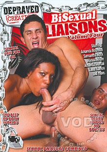 Bisexual Liaisons Volume Four