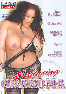 Seducing Grandma Box Cover