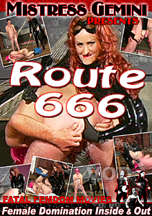 Route 666 Box Cover