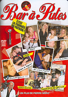 Bar A Putes Box Cover