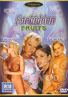 Forbidden Fruits Box Cover