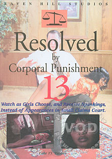 Resolved by corporal punishment