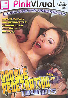 Double Penetration Tryouts Volume 8