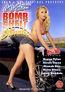 Wet Bombshell Blondes - Softcore