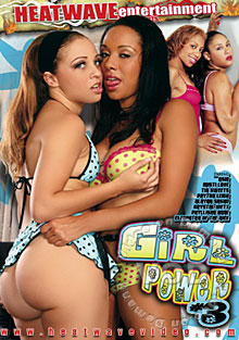 Girl Power 3 Box Cover
