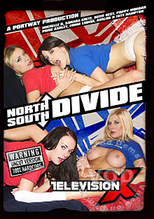 North/South Divide Box Cover