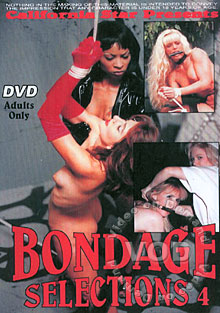 Bondage Selections 4 Box Cover
