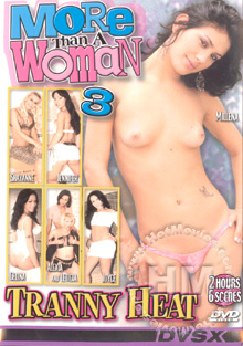 More Than A Woman 3 - Tranny Heat Box Cover