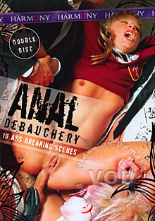 Anal Debauchery - Disc One Box Cover
