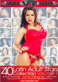 Top 40 Latin Adult Stars Collection 1 (Disc 1)