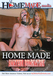 Home Made Amateur Domination Box Cover