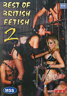 Best Of British Fetish 2 Box Cover