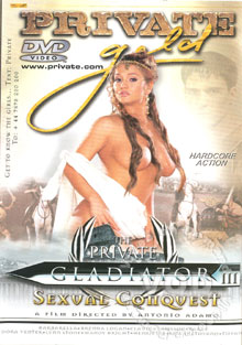The Private Gladiator III - Sexual Conquest Box Cover