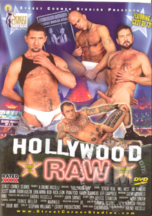 Hollywood Raw Box Cover