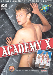 Academy X Box Cover