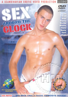 Sex Around The Clock Box Cover