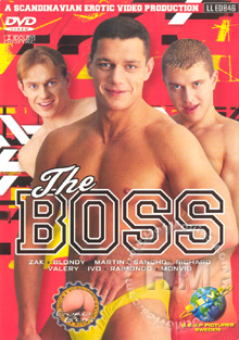 The Boss Box Cover