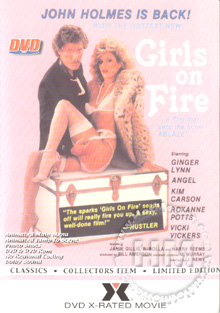 Girls On Fire Box Cover