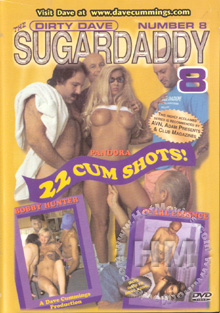 Sugar Daddy Number 8 Box Cover