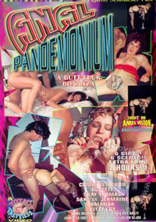 Anal Pandemonium Box Cover