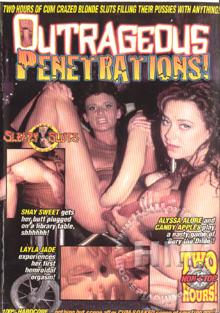 Outrageous Penetrations! Box Cover
