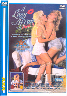 A Lacy Affair Part 3 Box Cover