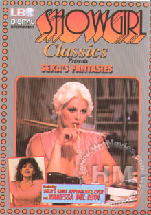 Showgirl Classics Presents - Seka's Fantasies Box Cover