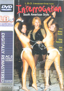 Interrogation - South American Style Box Cover