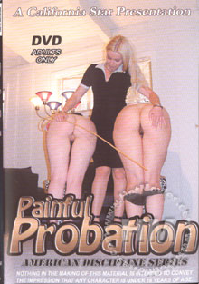 Painful Probation Box Cover