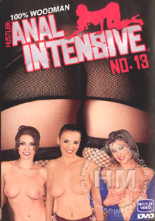 Anal Intensive Number 13 Box Cover