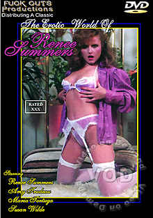 The Erotic World Of Renee Summers Box Cover