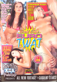 World Class Euro Twat Box Cover
