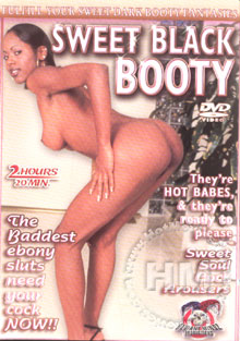 Sweet Black Booty Box Cover