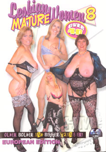 Lesbian Mature Women Over 40 8 Box Cover
