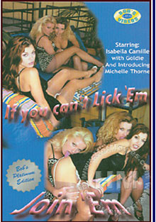 If You Can't Lick 'Em  Join 'Em Box Cover