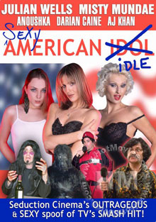 Sexy American Idle - Unrated Edition Box Cover