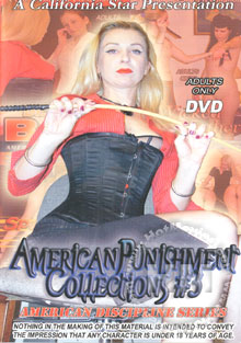 American Punishment Collections #3 Box Cover